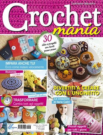 Pdf revista crochet