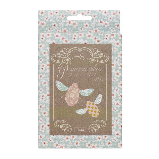 Pedazos de papel patchwork - Bumblebee de Tone Finnanger - Tilda ...