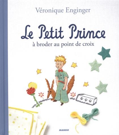 Le petit prince à broder au point de croix de Mango Pratique ...