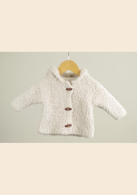 Patrón de tejer bebé - Chaleco Oso Sille & Mulle + Accesorios de Go ...