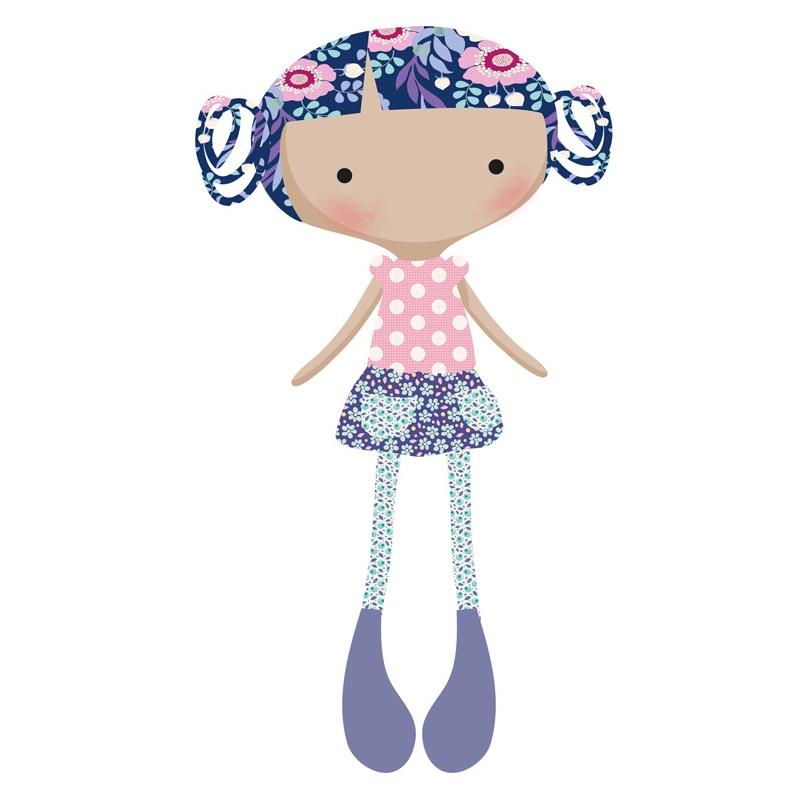 Tilda kit Patchwork - Doll Friend de Tone Finnanger - Tilda - Tilda ...