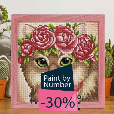 Paint by Numbers -30%