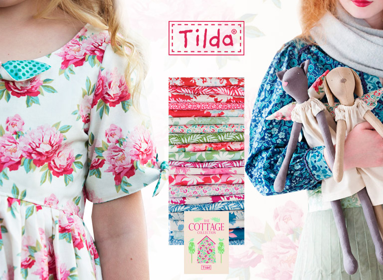 Tilda propone: ¡La nueva Cottage Collection firmada Tone Finnanger está aquí!