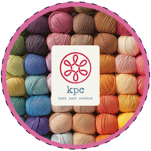 Knit purl crochet